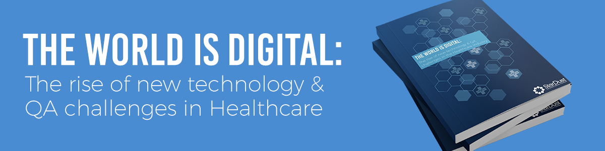 Rise of new healthcare tech and QA testing challenges
