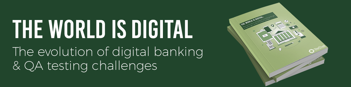 White paper evolution of digital banking and QA challenges